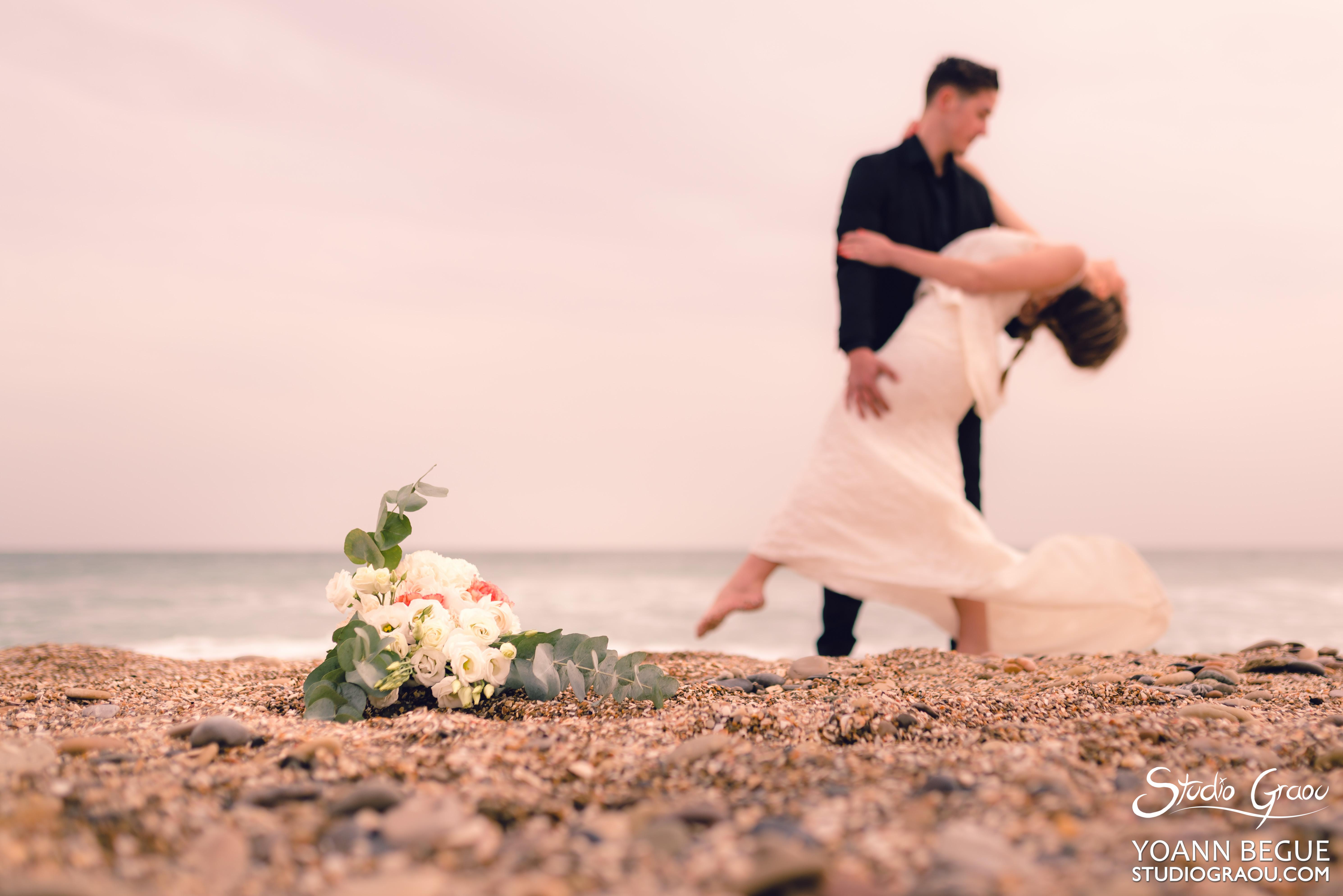 Shooting Wedding Beach