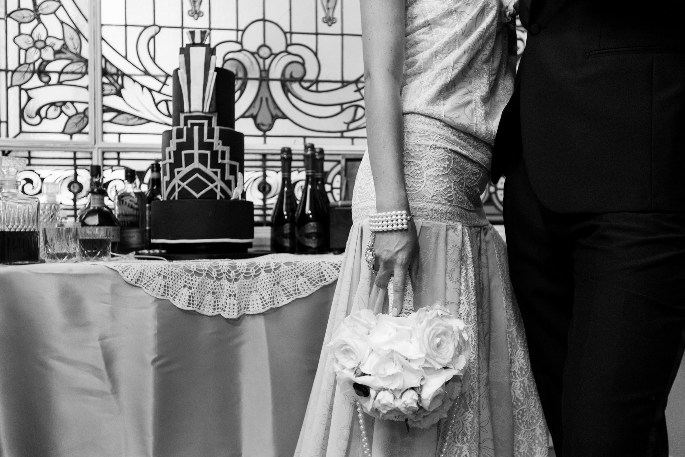 Mariage Gatsby