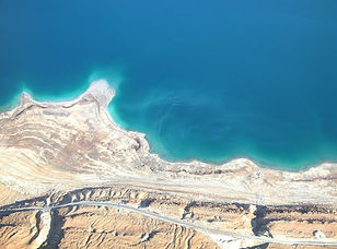Dead Sea shoreline aerial, tb010703246.jpg