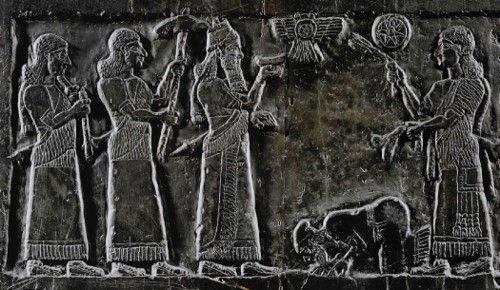 Stèle de Salmanassar III