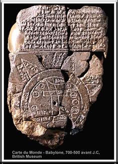 Mappemonde babyonienne