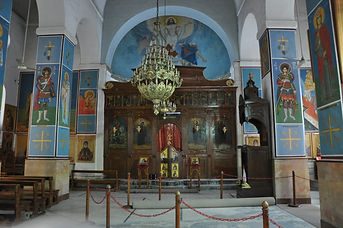 Eglise saint Georges, Madaba