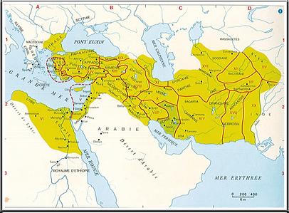 L'empire perse