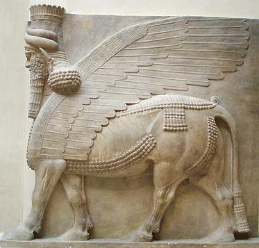 Chérubin assyrien