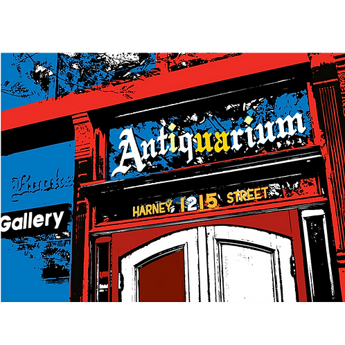 THE ANTIQUARIUM