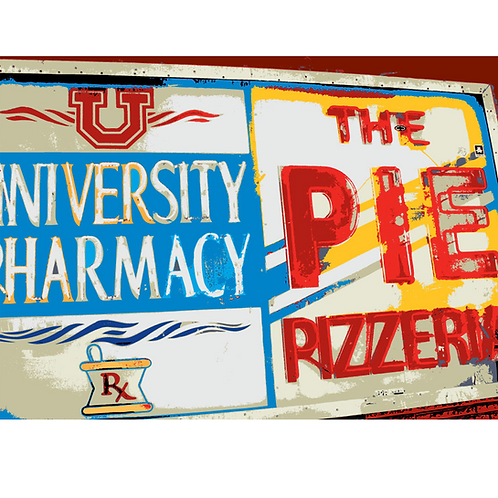 UNIVERSITY PHARMACY/PIE