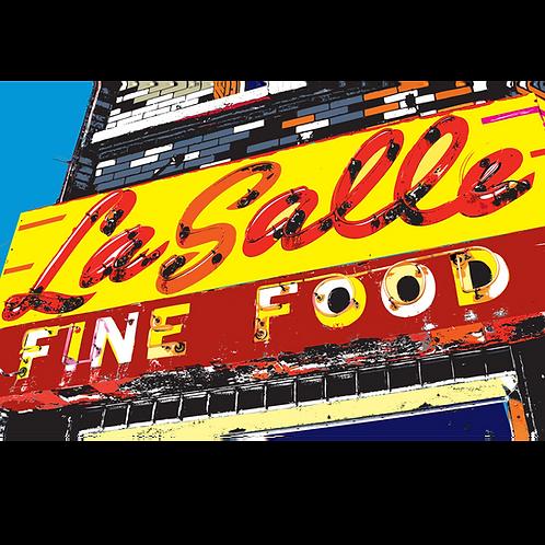 LA SALLE FINE FOOD