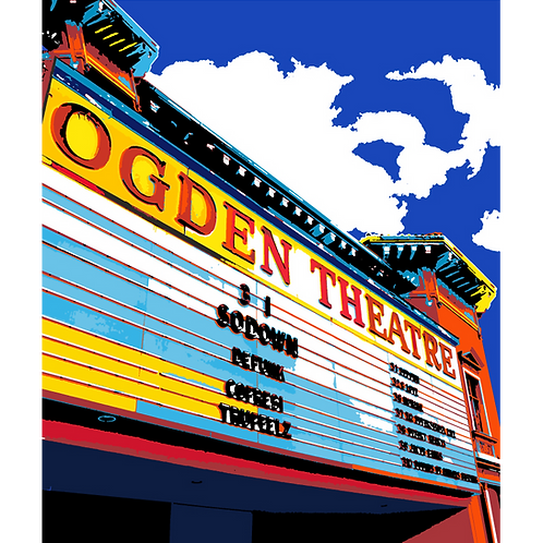 OGDEN THEATRE VERTICAL