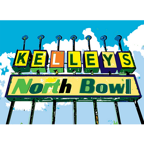 KELLEYS NORTH BOWL