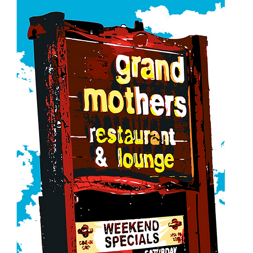 GRANDMOTHERS LOUNGE