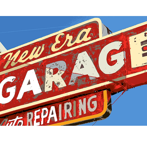 NEW ERA GARAGE