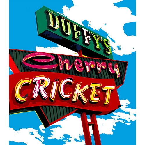 DUFFY'S CHERRY CRICKET