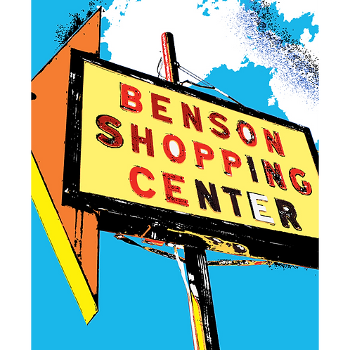 BENSON SHOPPING CENTER