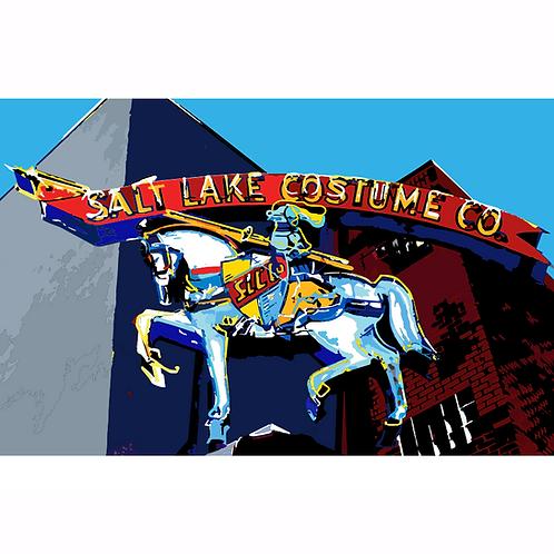SALT LAKE COSTUME COMPANY