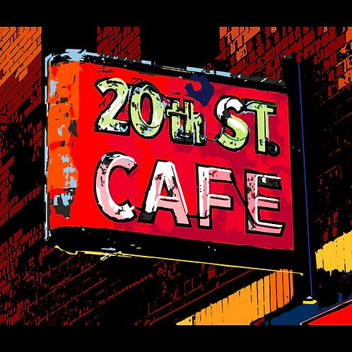 20th STREET CAFE