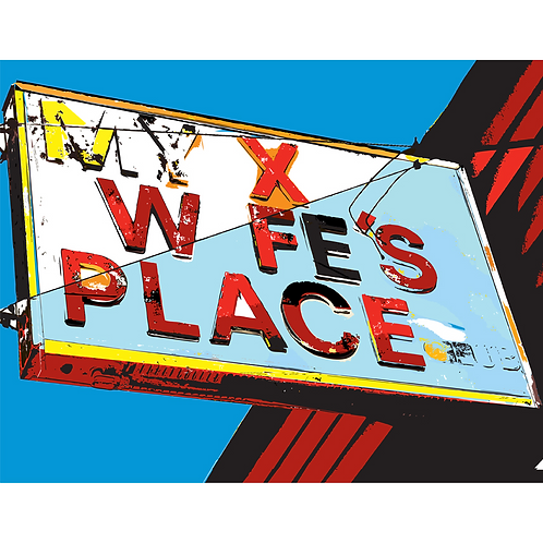 MY X WIFE'S PLACE