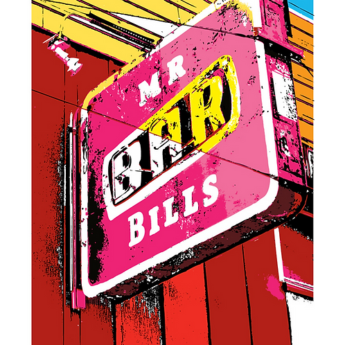 MR BILLS