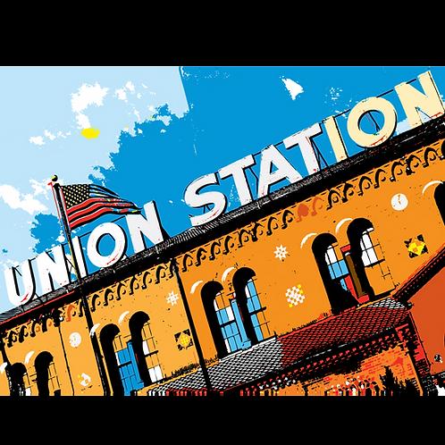 OGDEN UNION STATION