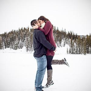 Katy + Chris' Engagement