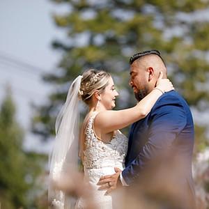 Hannah + Brian's Wedding