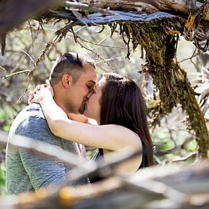 Ashley + Tyler's Engagement