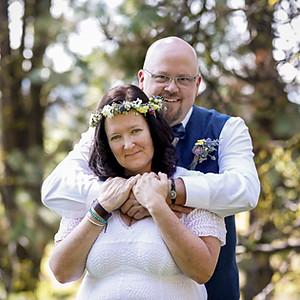 Meghan + David's Wedding
