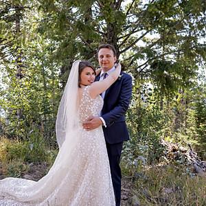 Tori + Hunter's Wedding