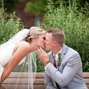 Jamie + Nate's Wedding