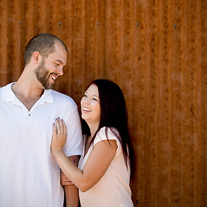 Morgan + Levi's Engagement