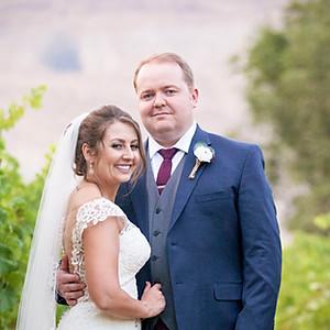 Erika + Dann's Wedding
