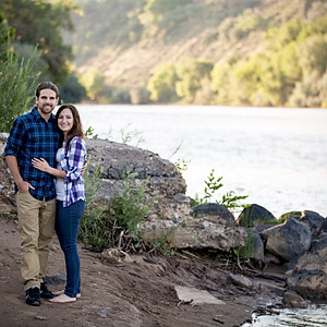 Tammy + Luke's Engagement