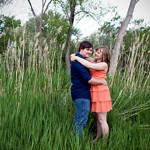 Heather + Matt's Engagement