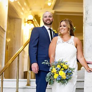 Annie + Kevin's Wedding
