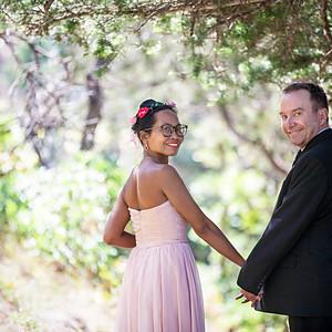 Greg + Keke's Wedding