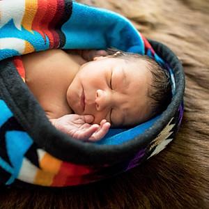 Micah's Newborn Session