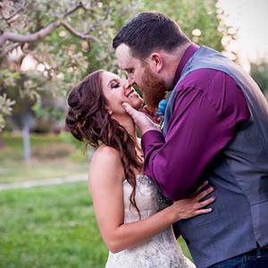 Allison + Theron's Wedding