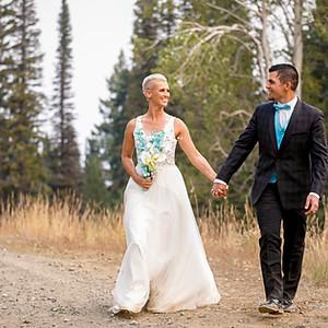 Amanda + Ray's Wedding