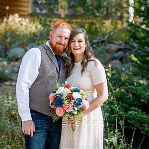 Monica + Seth's Wedding