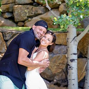 Julie + Trevor's Wedding