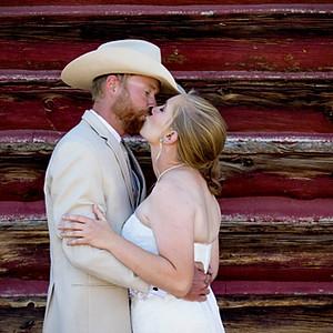 Meghan + Dustin's Wedding