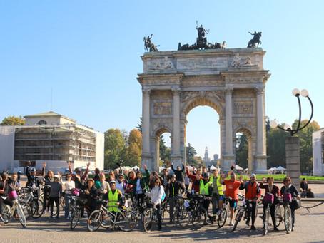 04/09 Parchi e grattacieli: in bici da Rho a Milano