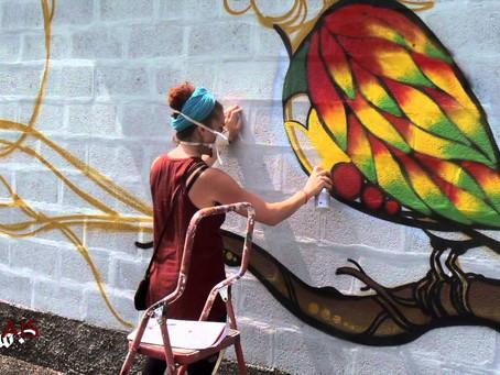 26/06 Street art a Rho