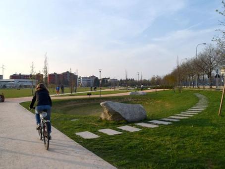 21/10 In bici alla festa del Parco Europa!
