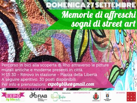 27/09 Memorie di affreschi, sogni di street art