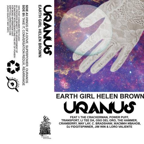 Earth Girl Helen Brown - Uranus