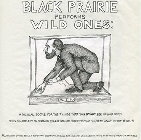 Black Prairie - Wild Ones