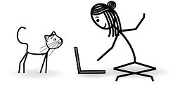 Skinny girl and cat.PNG