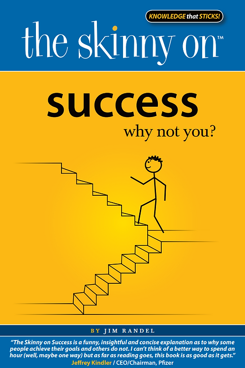The Skinny on Success   eBook