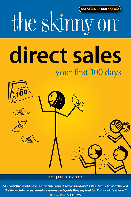 The Skinny on Direct Sales   eBook
