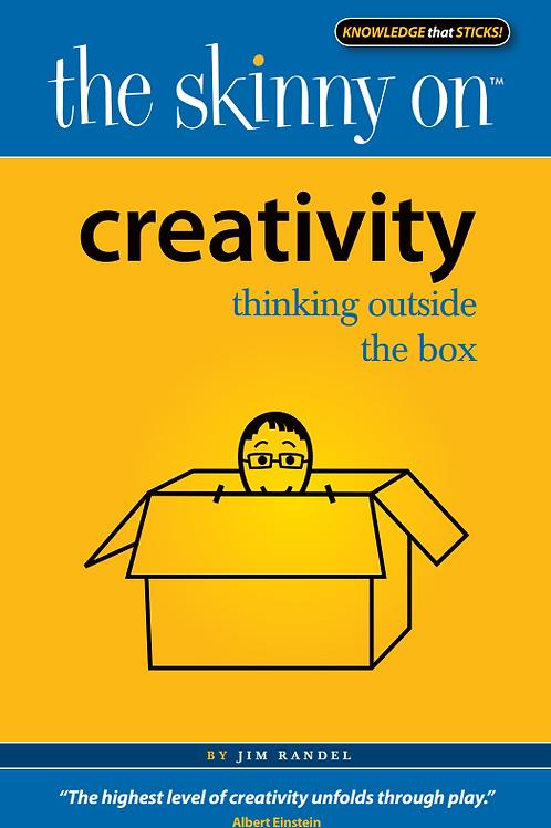 The Skinny on Creativity   eBook